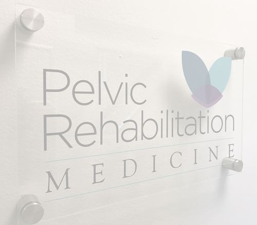 Pelvic Pain New York Practice Office Sign