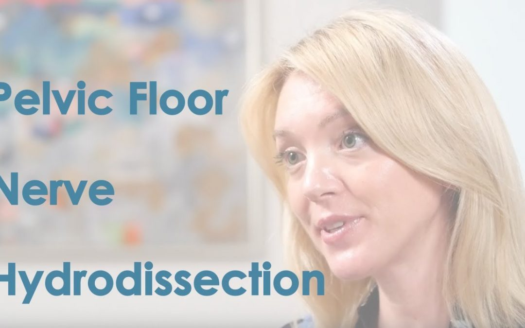 Pelvic Floor Nerve Hydrodissection Video
