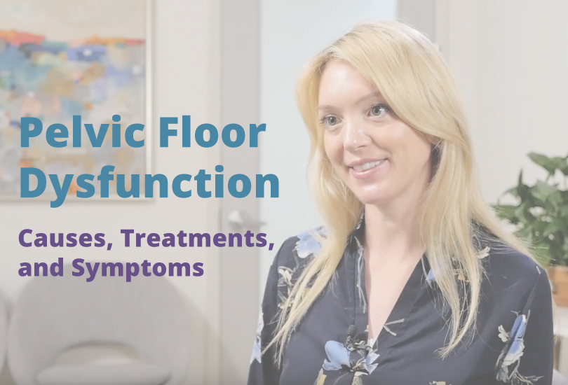 Pelvic Floor Dysfunction Video