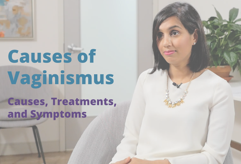 Causes of Vaginismus Video