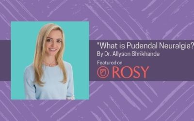 Dr. Shrikhande Talks Pudendal Neuralgia: Featured in Rosy